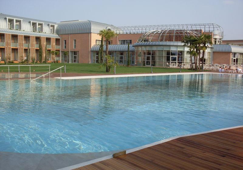 alberghi e bordi piscina garzon srl